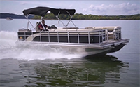 Featured in Pontoon & Deck Boat Magazine